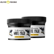 OLIVEYOUNG Dreamworks Kung Fu Panda I'm The Amazing Kung Fu Panda White Pack 130g, Own label brand