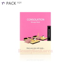 PACK AGE Consolation Message Mask 25ml*10ea