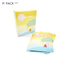 PACK AGE Everyday Bouncy Facial Mask 25ml*10ea