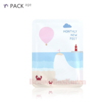 PACK AGE Monthly New Feet Foot Socks Pack 25ml