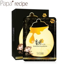 PAPA RECIPE Bombee Black Honey Mask Pack 25g*10ea, PAPA RECIPE