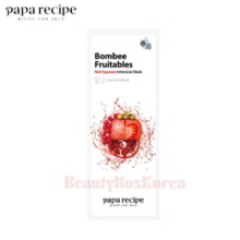 PAPA RECIPE Bombee Fruitables Squeeze Mask 25g