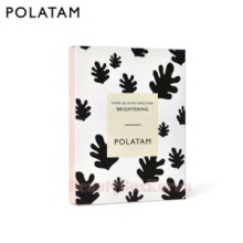POLATAM Water Gel Extra Force Brightening Mask 25ml*6ea