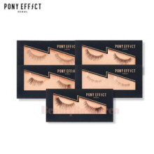 PONY EFFECT Effective Eyelashes 1ea