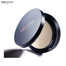 PONY EFFECT Mattifying Blur pact 8g, PONY EFFECT