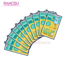 RAMOSU Lift Up Mask  2ml+1sheet *10ea