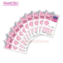 RAMOSU Shine Up Mask 2ml+1sheet *10ea
