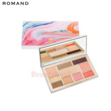 ROMAND Perfect Styling Art Eye Makeup Palette 16g