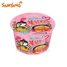 SAMYANG Carbo Hot Chicken Flavor Ramen Big Cup 105g