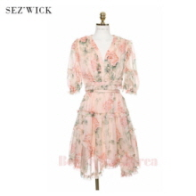 SEZ'WICK Zimm Floral Dress 1pair