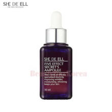 SHE DE ELL Five Effect's Secret Ampoule 30ml