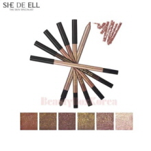 SHE DE ELL Glow Fix Super Waterproof Eye Pencil 1.5g