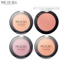 SHE DE ELL Juicy Blusher 5g