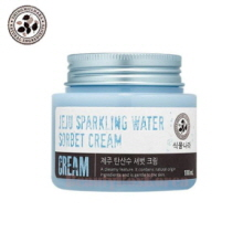 SHINGMUL NARA Jeju Sparkling Water Sorbet Cream 100ml