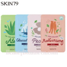 SKIN79 Fresh Garden Sheet Mask 23g, SKIN79
