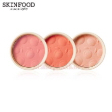 SKINFOOD Apricot Delight Cotton Blusher 4.5g
