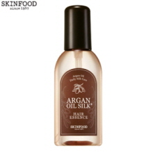 SKINFOOD Argan Oil Silk Plus Hair Essence 100ml,Beauty Box Korea