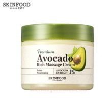 SKINFOOD Premium Avocado Rich Massage Cream 300ml