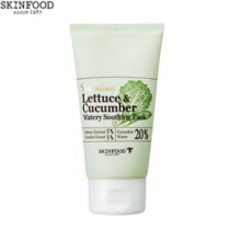 SKINFOOD Lettuce & Cucumber Watery Soothing Pack 100g, Skinfood