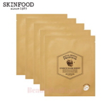 SKINFOOD Royal Honey Propolis Enrich Mask Sheet 22ml*5ea