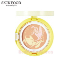 SKINFOOD Yuja Water Fit Pact 15g