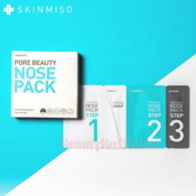 SKINMISO Pore Beauty Nose Pack 10pcs
