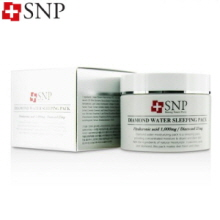 SNP Diamond Water Sleeping Pack 100g, SNP