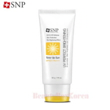 SNP UV Perfecting Brightening Tone Up Sun SPF 50+ PA++++ 50g,SNP