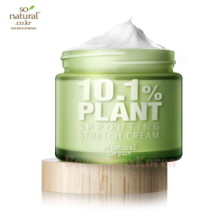 SO NATURAL 10.1% Plant Sprouting Stretch Cream 70ml