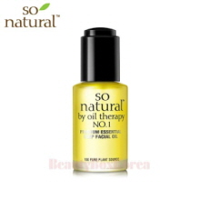 SO NATURAL Concentrate Premium Essential Deep Facial Oil 30ml