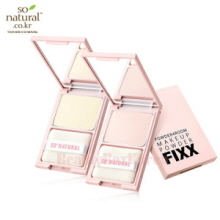 SO NATURAL Makeup Holding Finish Powder Fixer 6g