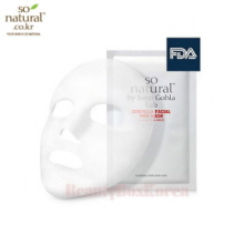 SO NATURAL Centella Facial Thin Mask 23ml