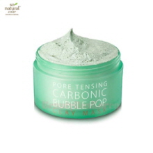 SO NATURAL Pore Tensing Carbonic Bubble Pop Clay Mask 130g