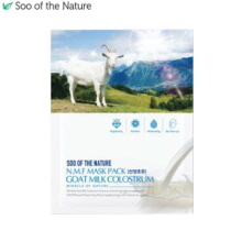 SOO OF THE NATURE N.M.F Mask Pack- Goat Milk Colostrum 23g, Own label brand