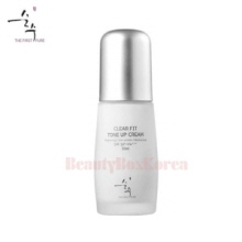 SOONSOO COSMETICS Clear Fit Tone UP Cream 30ml,SOONSOO COSMETICS
