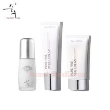 SOONSOO COSMETICS Whitening Cream Set 3items