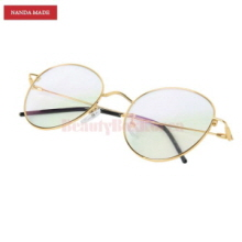 STYLE NANDA Silver Tone Wire Rimmed Eyeslesses 1ea
