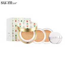 SU:M37˚ Air Rising TF Dazzling Moist Micro Foam Cushion SPF50+PA+++ 15g*3ea[Holliday Edition]