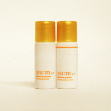 [mini]SU:M37 Blossom Garden Moisturizing Skin 6ml & Blossom Garden Moisturizing Lotion 6ml Set, Su:m37