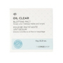 THE FACE SHOP Oil clear Smooth & Bright Pact SPF 30 PA++, THE FACE SHOP