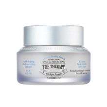 THE FACE SHOP The Therapy Anti-Aging Moisturizing Cream 50ml, THE FACE SHOP