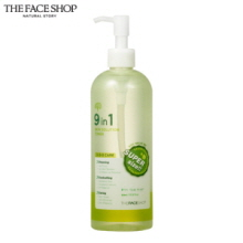 THE FACE SHOP 9in1 Skin Solution Toner 400ml, THE FACE SHOP