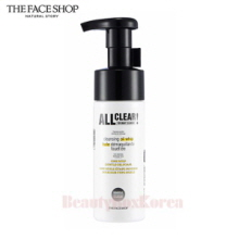 THE FACE SHOP All Clear Cleansing Oil Whip 150ml