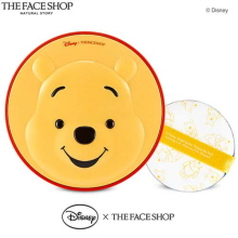 THE FACE SHOP Pooh CC Cooling Cushion (Disney Collaboration) 15g, THE FACE SHOP