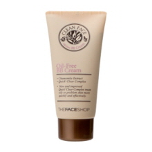 THE FACE SHOP Clean Face Oil Control BB Cream 35ml, THE FACE SHOP
