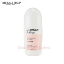 THE FACE SHOP Etiquette Fresh Deodorant Roll On 50ml