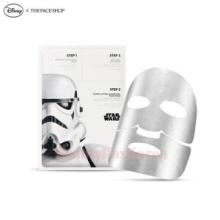 THE FACE SHOP Hydro-Lifting Silver Foil Mask 25ml [Disney Star Wars Edition]