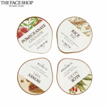 THE FACE SHOP Mini Capsule Pack  Deluxe Set (10ml*4ea), THE FACE SHOP