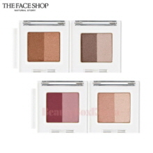 THE FACE SHOP Mono Cube Eye Shadow 1.6g (Dual)