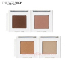 THE FACE SHOP Mono Cube Eye Shadow 1.7g (Matte)